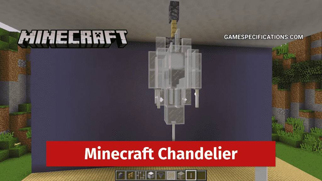 Minecraft Chandelier