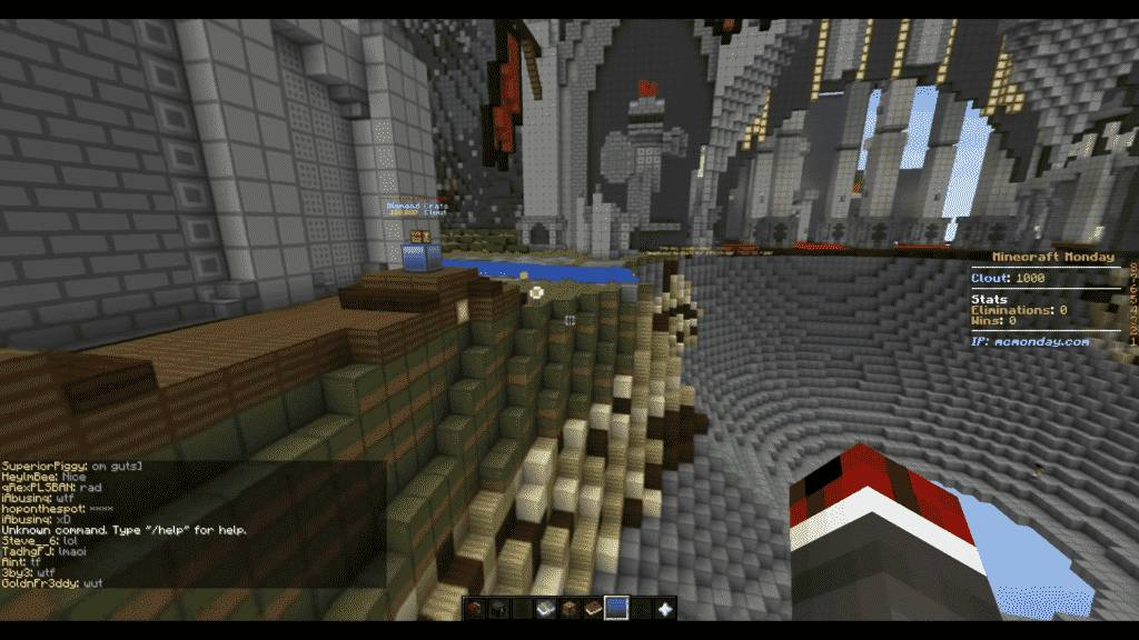Minecraft Mondays Gameplay