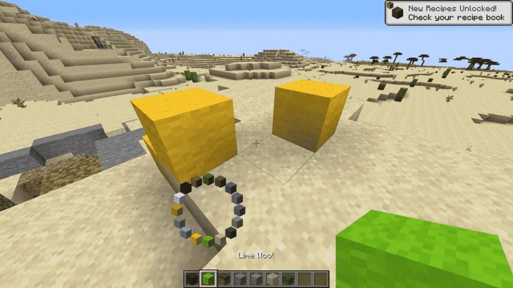 Minecraft SCP Mods for blocks