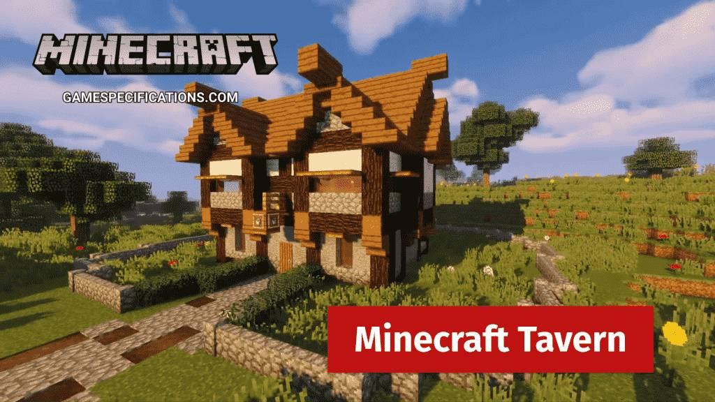 Minecraft Tavern