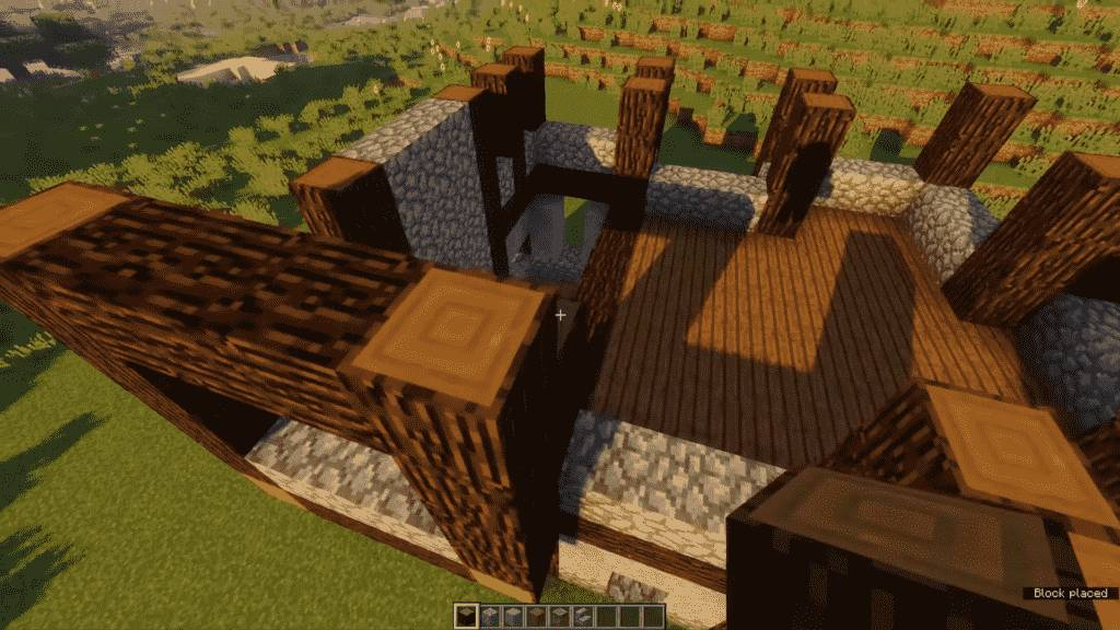 Minecraft-Tavern-1st-Floor