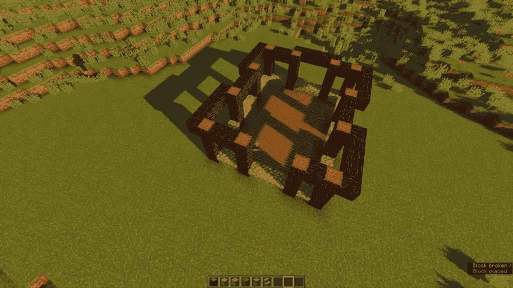Minecraft-Tavern-Design