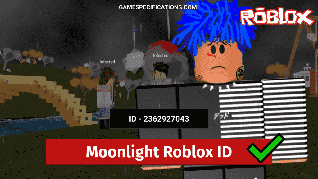 Moonlight Roblox ID Codes