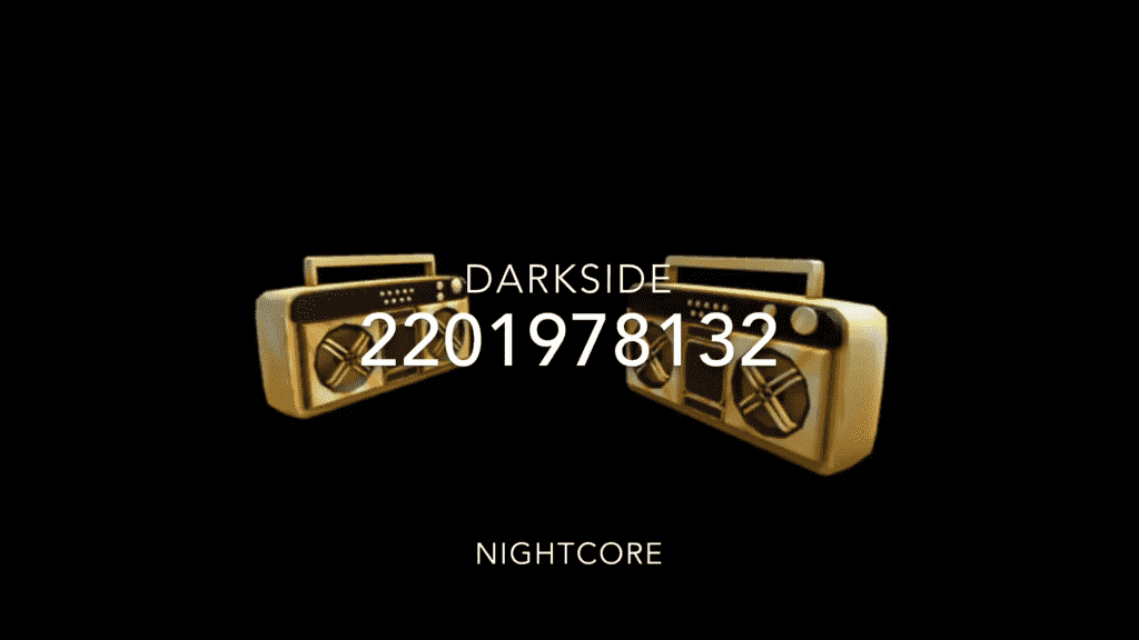Nightcore Roblox ID Codes 1