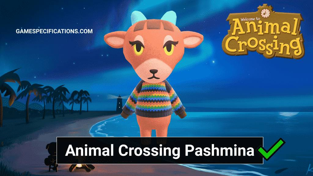 Pashmina Animal Crossing