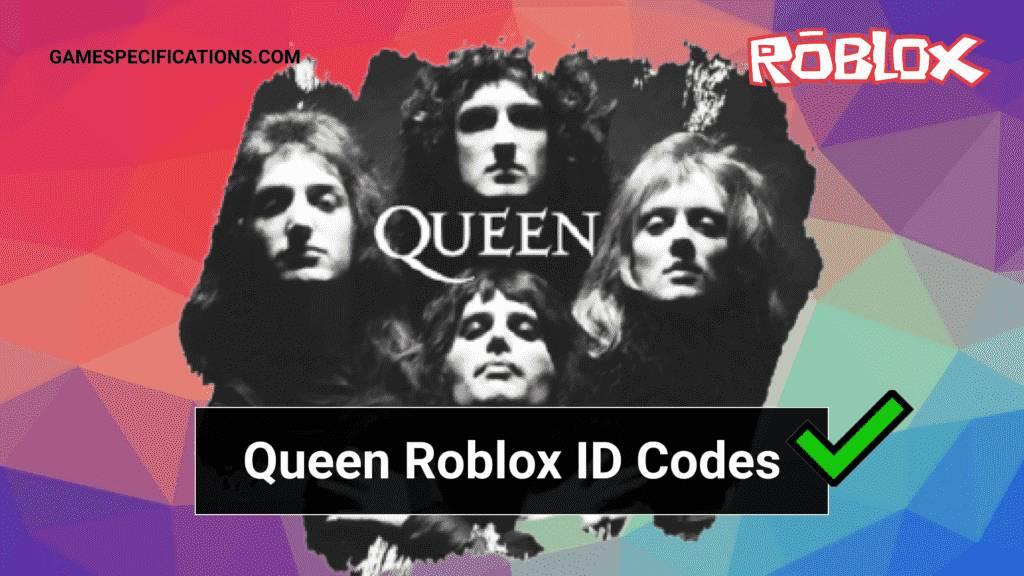 Queen Roblox ID