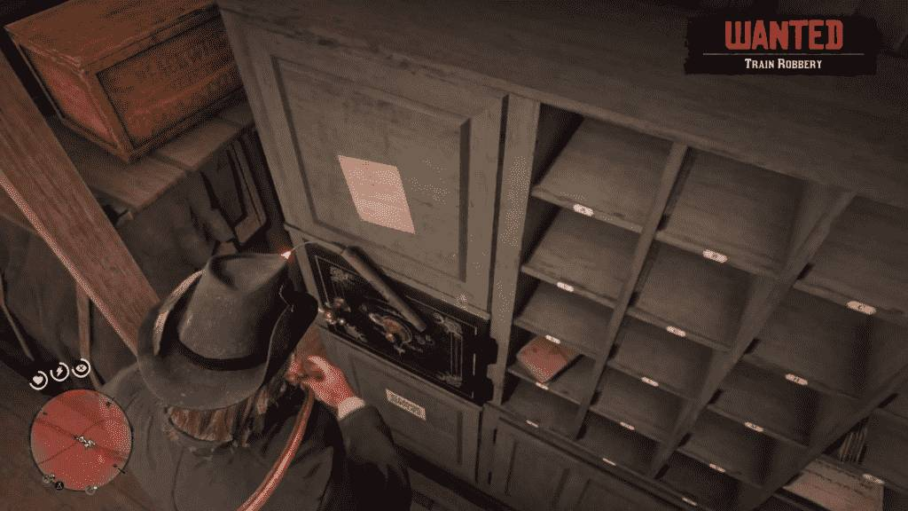 Red Dead Redemption 2 How to unlock Safes with dynamite