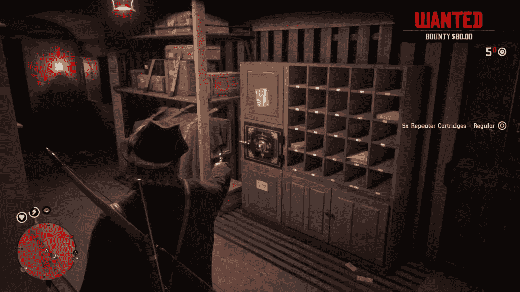 Red Dead Redemption 2 How to unlock Safes without dynamite