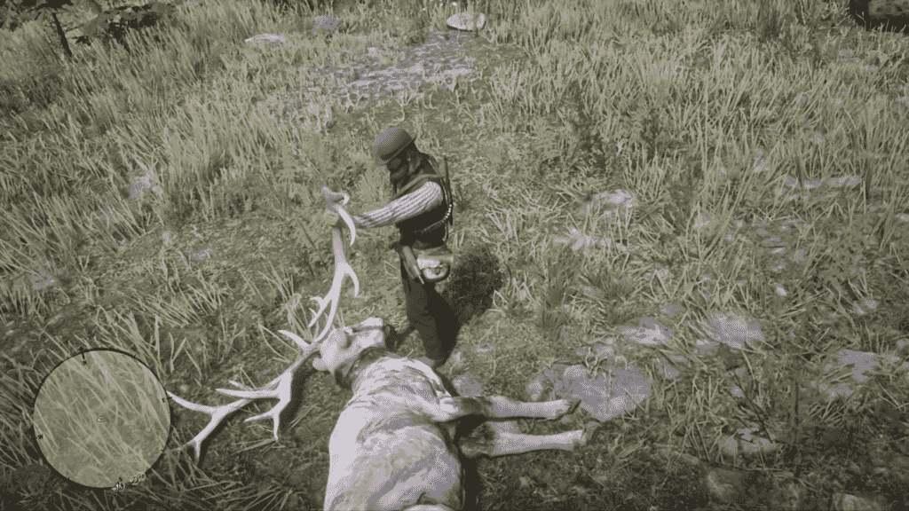 Red Dead Redemption 2 Elk Antlers