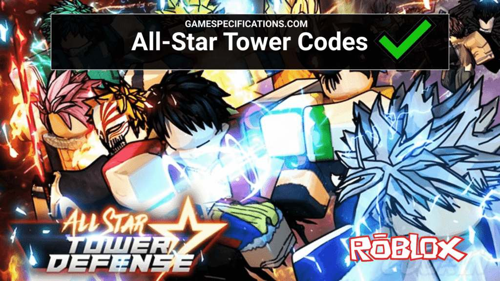 Roblox All-Star Tower Defense Codes