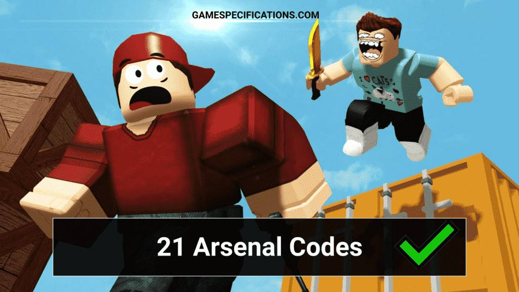 Roblox Arsenal Codes