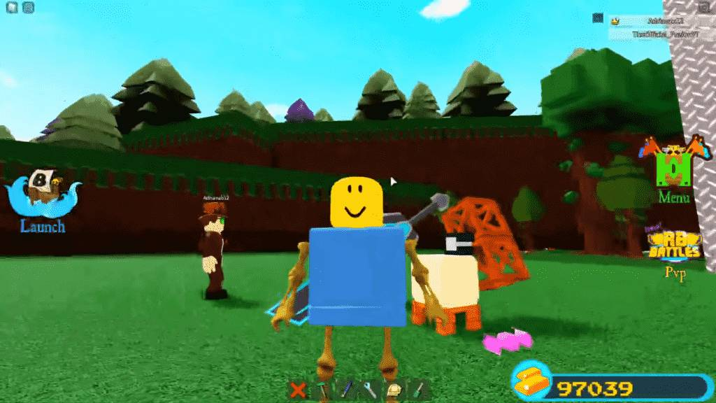 Roblox Build a Boat for Treasure Gameplay