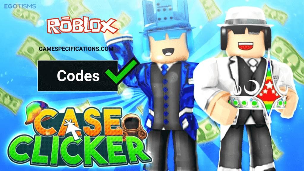 Roblox Case Clicker Codes 2