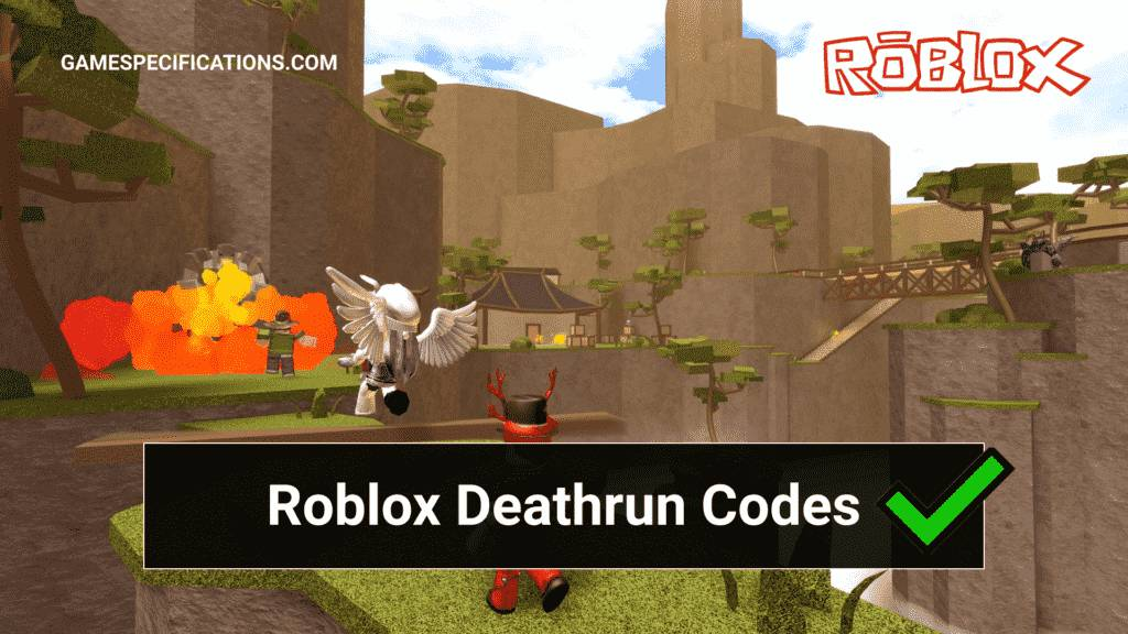 Roblox Deathrun Codes
