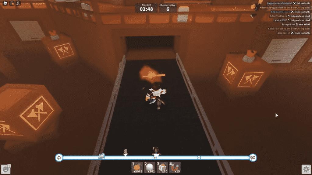 Roblox Deathrun Gameplay 2