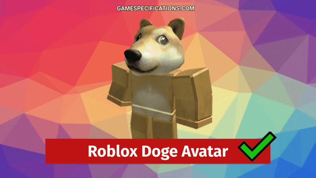 Roblox Doge