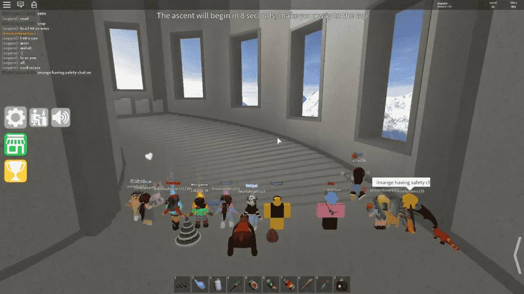 Roblox Epic Minigames Gameplay
