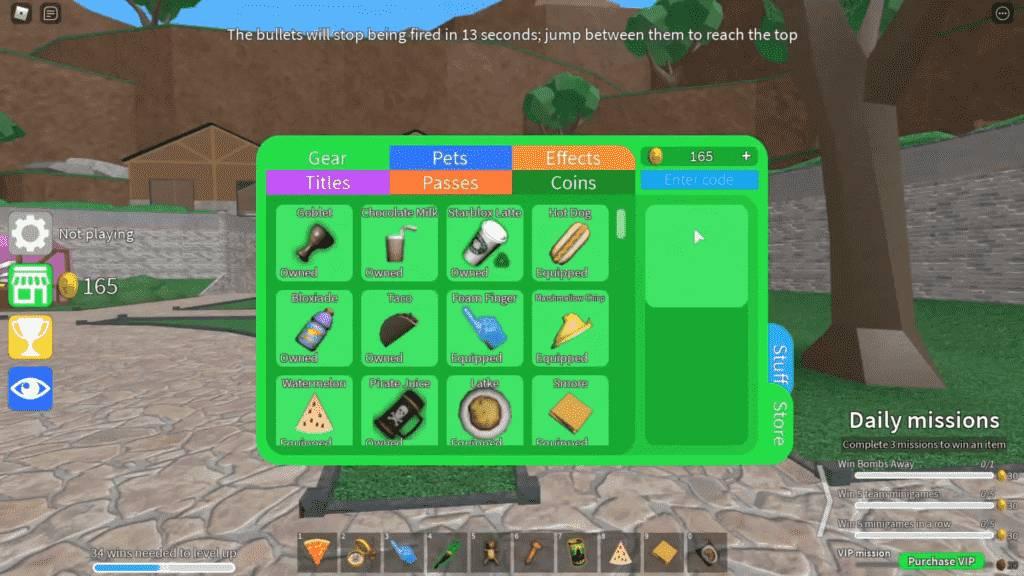 Roblox Epic Minigames Redeem Codes