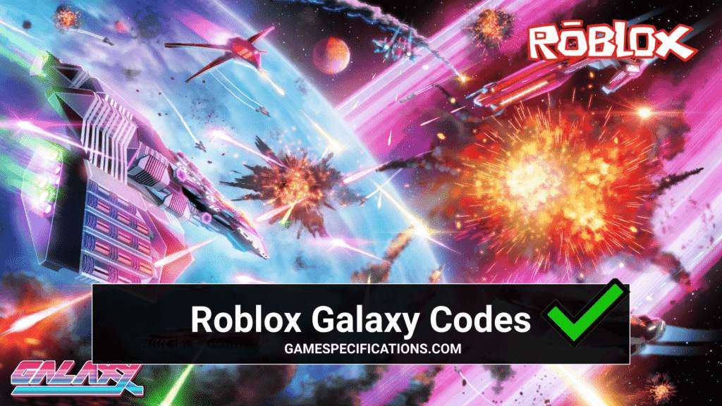 Roblox Galaxy Codes
