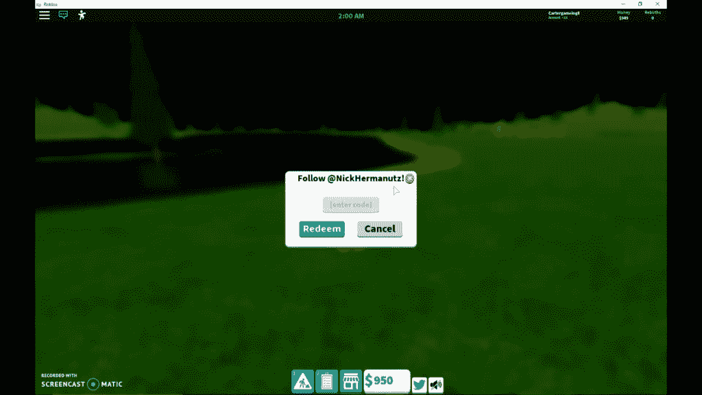 Roblox Gas Station Simulator Redeem Codes