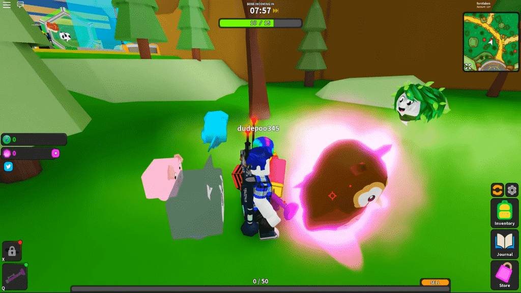 Roblox Ghost Simulator Gameplay