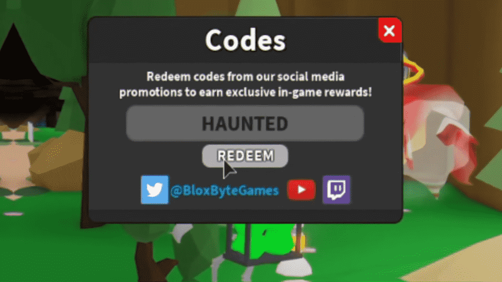 Roblox Ghost Simulator Use Codes