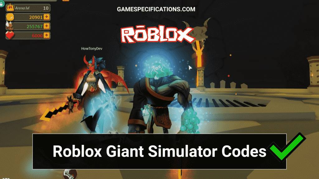 Roblox Giant Simulator Codes