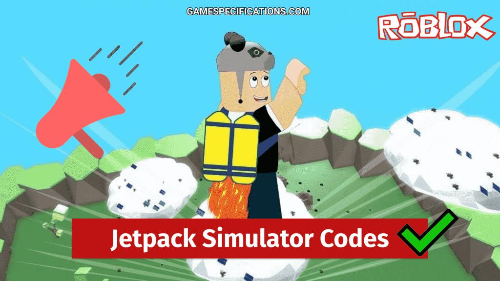 Roblox Jetpack Simulator Codes