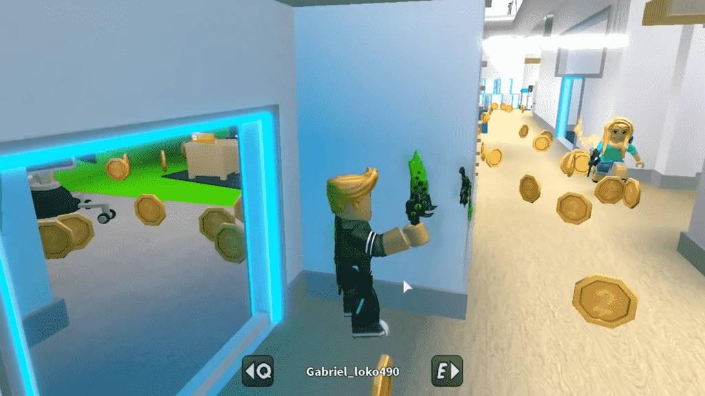 Roblox murder mystery 2 Gameplay 2