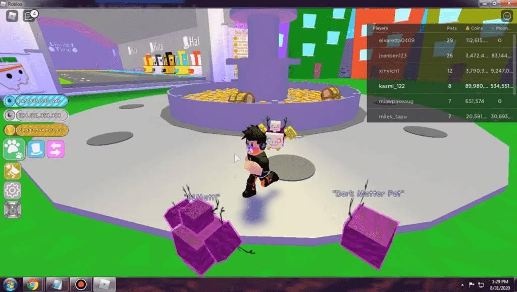 Roblox Pet Simulator Gameplay 1
