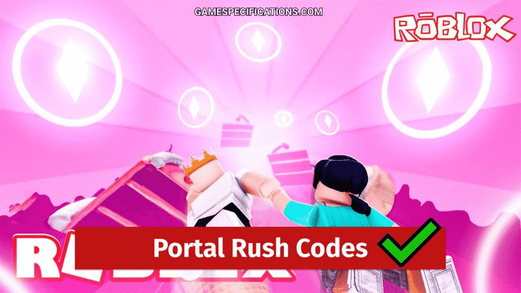 Roblox Portal Rush Codes