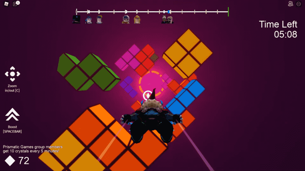 Roblox Portal Rush Gameplay