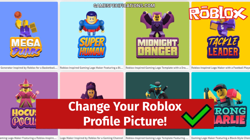 Roblox Profile Picture