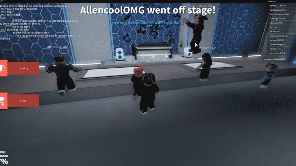 roblox rap battles 2