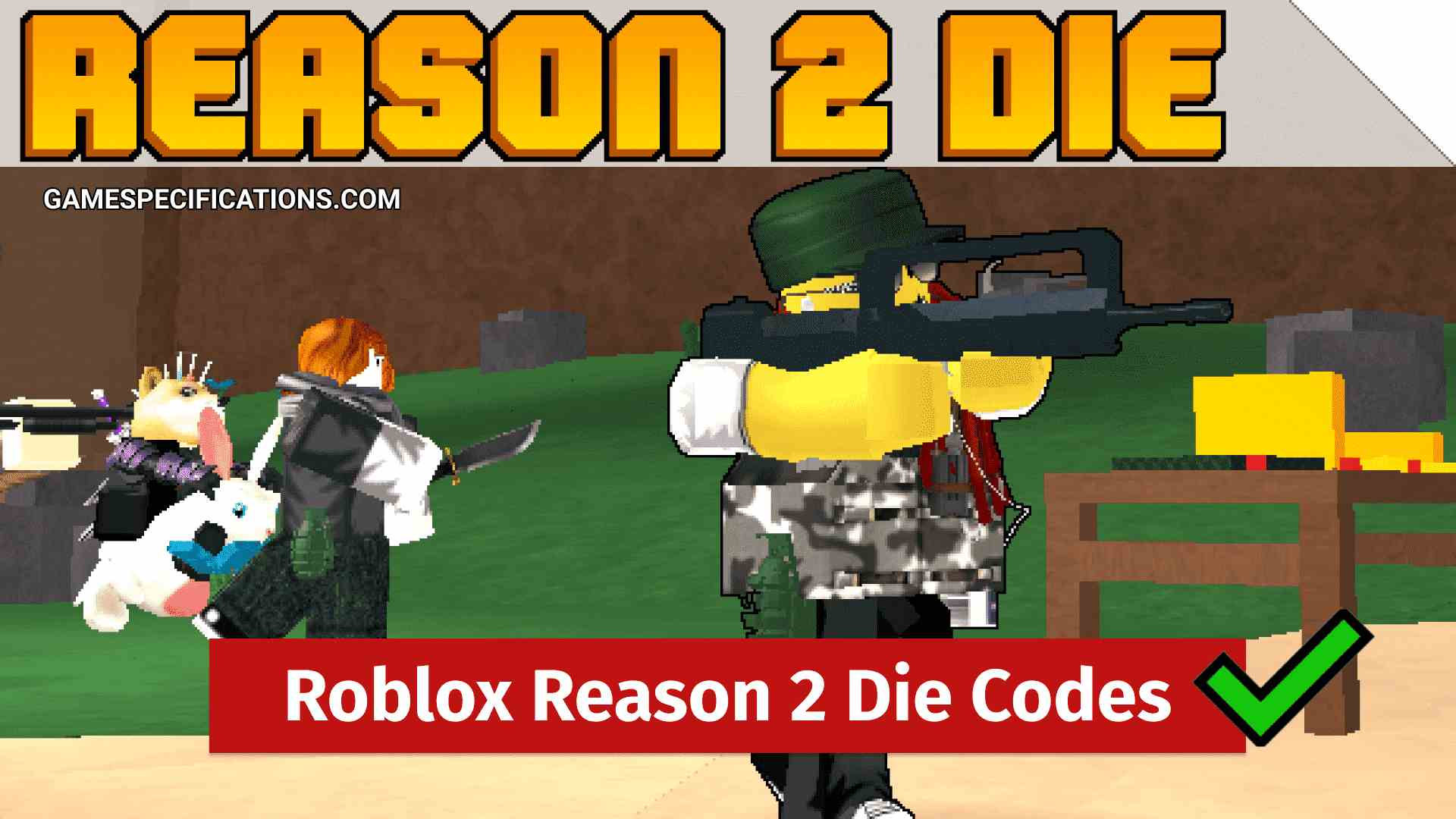 R2da Christmas Codes 2021 Roblox Reason 2 Die Codes May 2021 Game Specifications