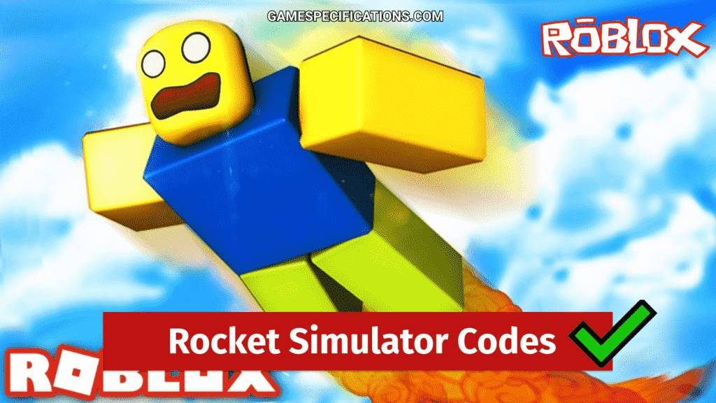 Roblox Rocket Simulator Codes
