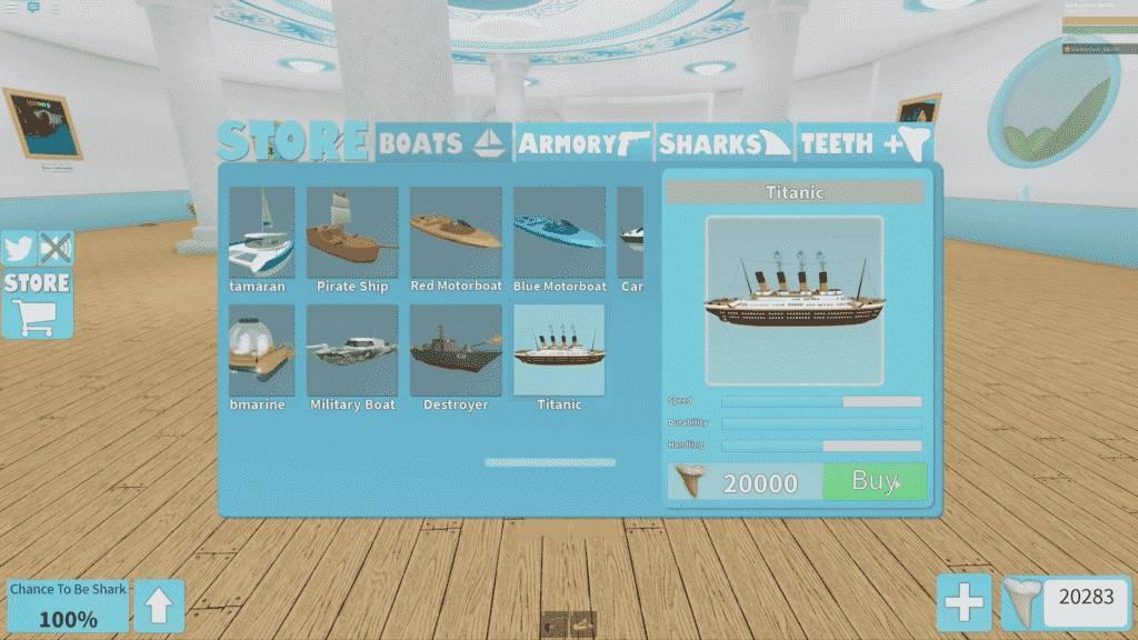 Roblox Sharkbite Gameplay