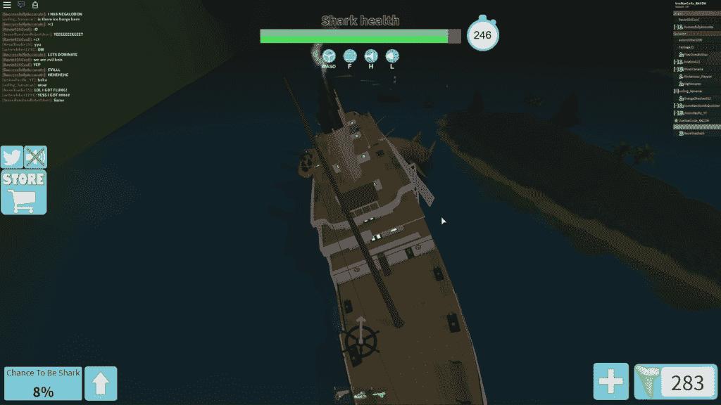 Roblox Sharkbite Gameplay 2