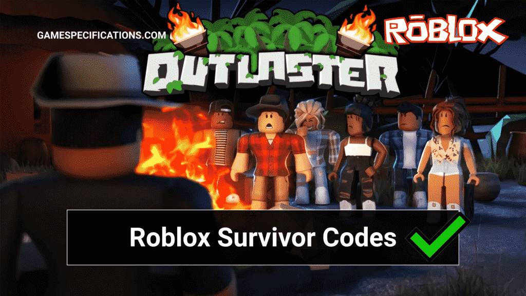 Roblox Survivor Codes