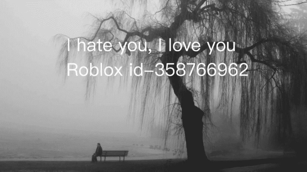 Sad Roblox ID Codes 4