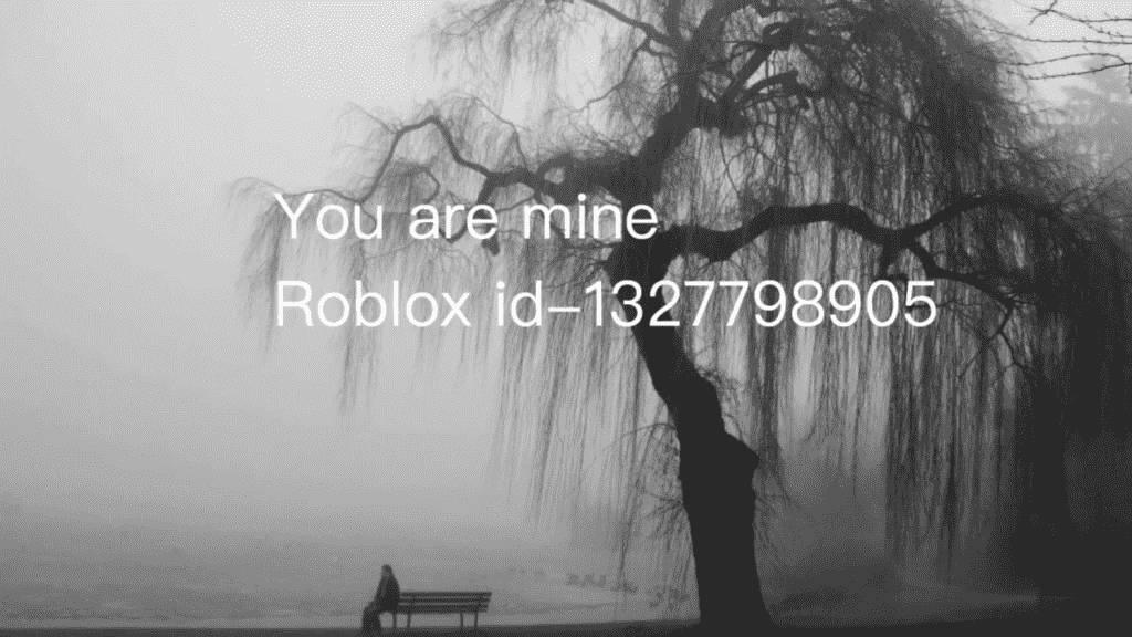 Sad Roblox ID Codes 5