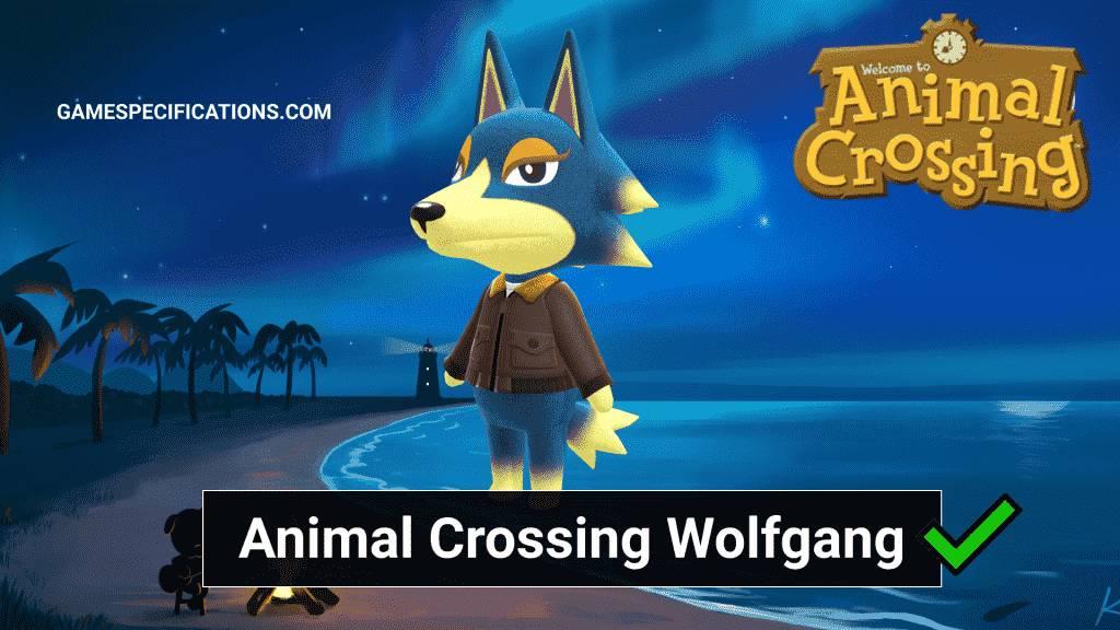 Wolfgang Animal Crossing