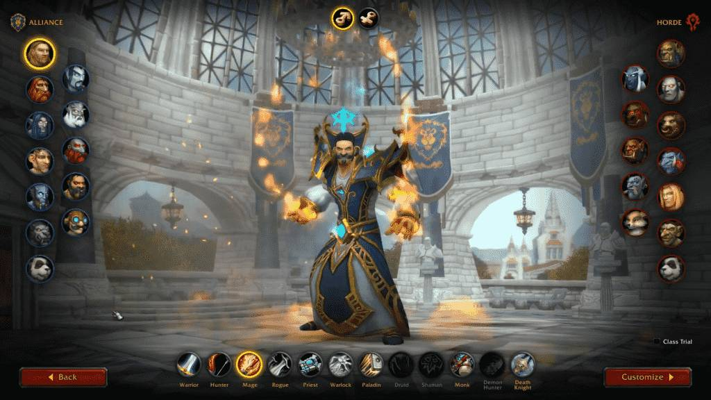 World Of Warcraft DPS Rankings Fire Mage