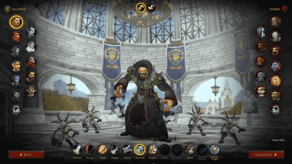 World Of Warcraft DPS Rankings Destruction Warlock