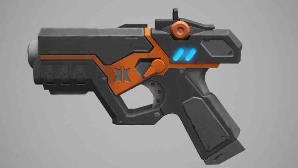 Pistol In Cyberpunk 2077
