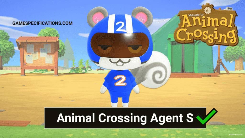 Agent S Animal Crossing