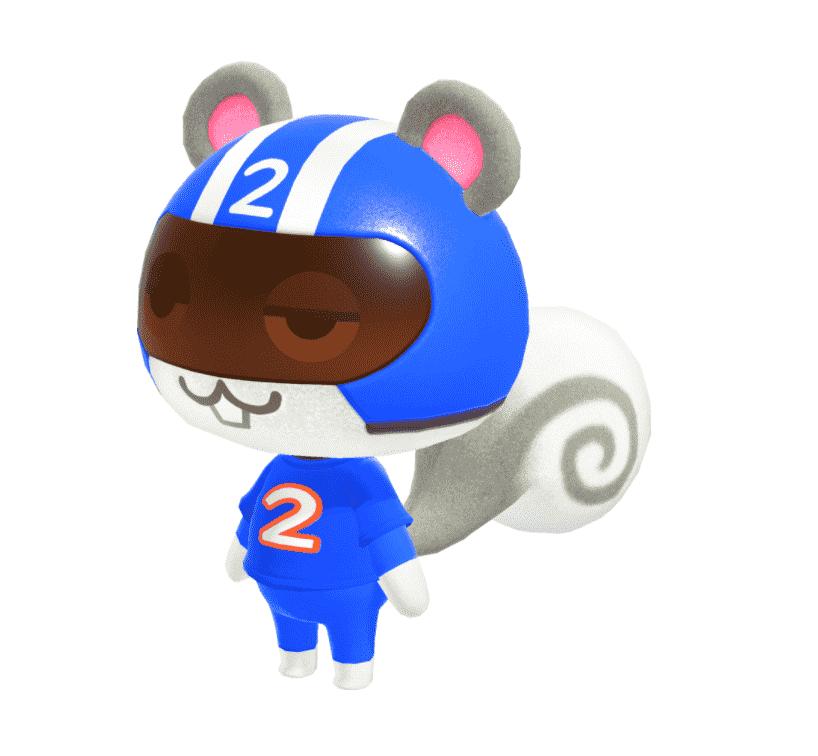 Agent S Animal Crossing Bio