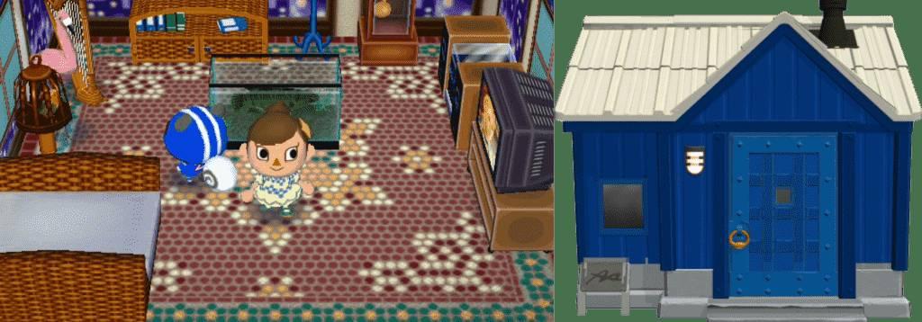 Agent S Animal Crossing House City Folk