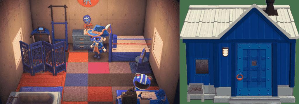 Agent S Animal Crossing House New horizons