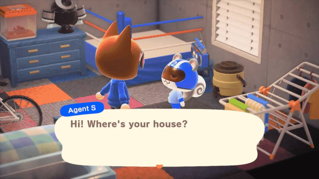 Agent S Animal Crossing Personality
